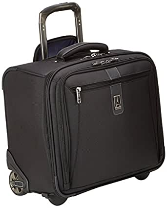 Travelpro Marquis Rolling Tote, Black, One Size