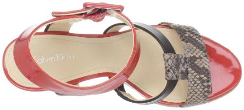 Calvin Klein Women's Ellison Wedge Sandal