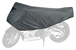 Guardian By Dowco - Travel Ready - Premium Motorcycle Half Cover - 2 Year Limited Warranty - Water Resistant - UV Protection - Gray - Sportbike [ 26015-00 ]