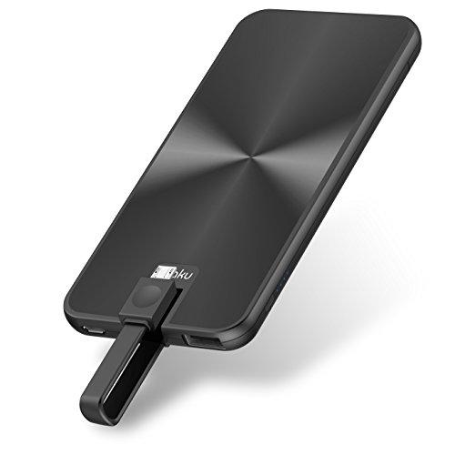 Battery Backup Portable Charger - miraku M6 5000mah USB Powe