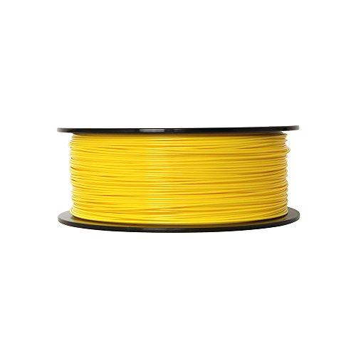 MakerBot 1.75mm ABS Filament 2.2 lbs. True Yellow MP01975
