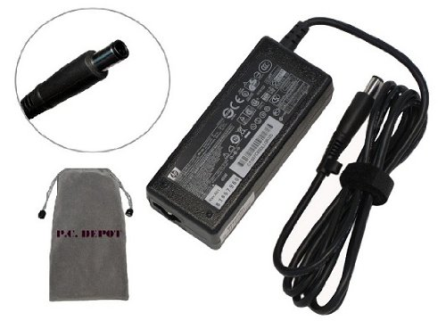Bundle Sale: 3 items - Adapter/Power Cord/Free Carry Bag. HP Compaq 65W AC Adapter for HP PAVILION: DM1Z-4000,DM1Z-4100,DM1Z-4200,DM3-3001TU,DM3-3001TX,DM3-3001XX,DM3-3002TU,DM3-3002TX,DM3-3003TX,Compatible with P/N:609939-001,613152-001