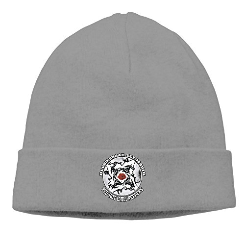 Red Hot Chili Peppers Band Cap Hipster Beanie Beanie Cap (Chili Pepper Hat)