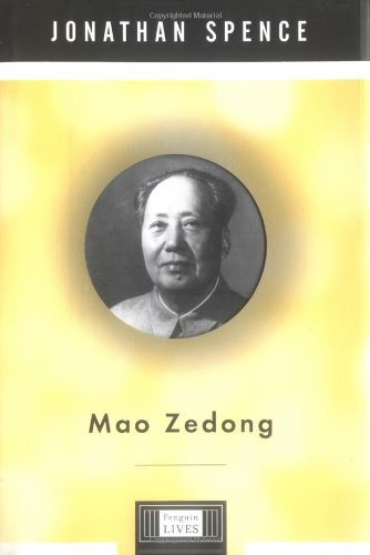 Cover of Mao Zedong: A Penguin Life (Penguin Lives)