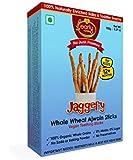 Early Foods Organic Whole Wheat Ajwain Sticks - Kids Snack 150gms