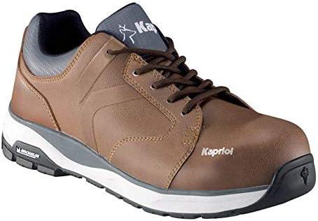 ESTORIL Leather Safety Shoes by Kapriol