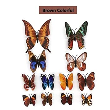 Amazon.com: TEBOS Impresora 3D – Colorido DIY mariposa ...