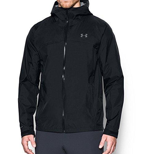 Under Armour Men's UA Surge Jacket, Black (001)/Graphite, Large