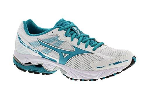 Wave Legend 2W BLC–Schuhe Running Damen Mizuno Weiß - weiß