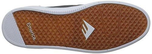 6102000082 ROMERO Herren Weiß LACED LEO Dunkelgrau Sneaker BY Emerica Uqxg7BI