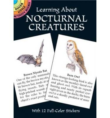 Download [(Learning About Nocturnal Creatures )] [Author: Sy Barlowe] [Mar-2003] PDF