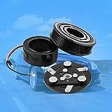 Compressor Clutch Kit, AC A/C Compressor Clutch