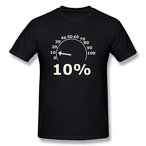 KEMING Men's Feel T-shirt L (Tiger Warrior Watch)