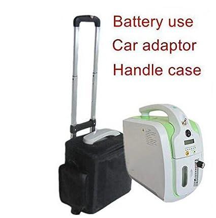 220 V Mini portátil concentrador de oxígeno purificador de aire Oxígeno Panificadora