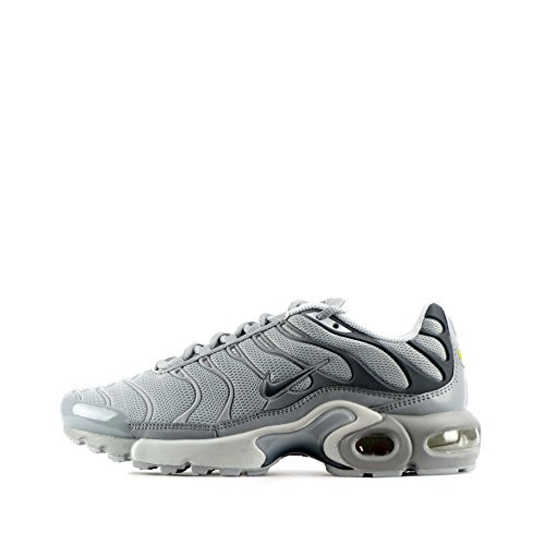 size 40 4d5eb fbd6a Nike air max Plus (GS) TN Tuned 1 Trainers 655020 Sneakers Shoes (6 M US  Big Kid, Wolf Grey Dark Grey 035)