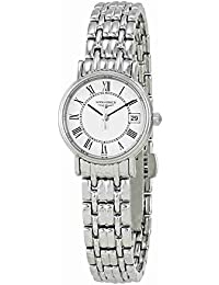 Grande Classique White Dial Ladies Watch L43194116. Longines
