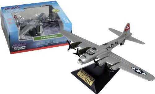 s of Flight - B-17 Flying Fortress, Silver ()