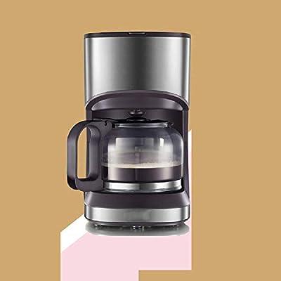 XYFL Cafetera Diseño Antigoteo Filtro Desmontable Y Placa Caliente ...
