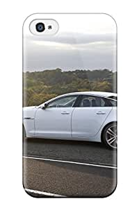 High Quality Shock Absorbing Case For Iphone 4/4s-jaguar Xj 18