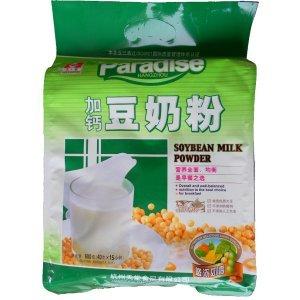 Tiantang Inst. Soy Bean Milk Powder 21oz- D&J Asian Market