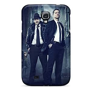 Scratch Protection Hard Phone Cases For Samsung Galaxy S4 With Unique Design Stylish Michael Stipe Image IanJoeyPatricia