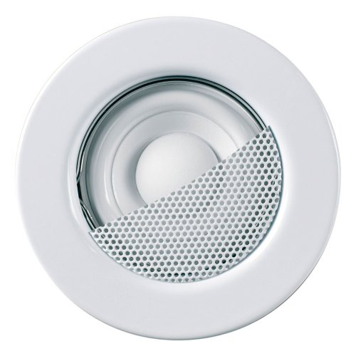KEF CI50 Round White In-Ceiling Speaker Architectural Loudspeaker (Single) by KEF
