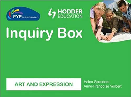 Buy PYP Springboard Inquiry Box: Art and expression Book Online at