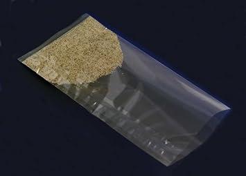 7221917fc 200 PP plana PREMIUM piezas bolsa bolso Bolsas Cellofantüten de - papel  celofán CALIDAD película Cellofanbeutel x 100 bolsas mm plástico:  Amazon.es: ...
