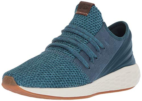 New Balance Women's Cruz V2 Fresh Foam Running Shoe, North Sea/Sea Smoke/Sea Salt, 10 B US -