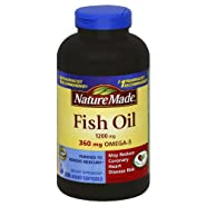 Nature Made Fish Oil Omega-3 1200mg