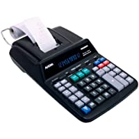 Aurora PR1000M 12 Digit Jumbo LED 2 Color Commercial Grade Printing Calculator