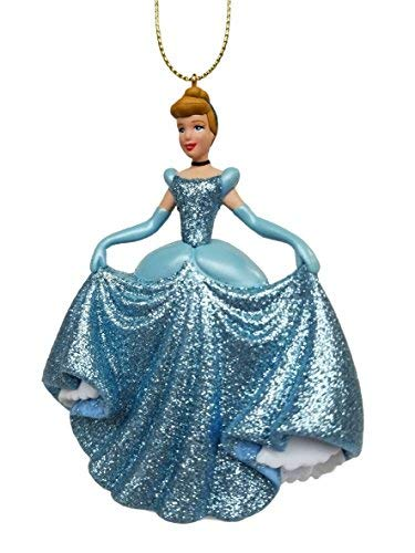 Cinderella - in Ballgown (Princess) Figurine Holiday Christmas Tree Ornament - Limited Availability - Newest Design