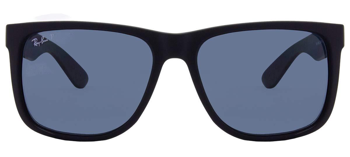 Óculos de Sol Ray Ban Justin Polarizado RB4165L 622 2V-57  Amazon.com.br   Amazon Moda cb4223df10