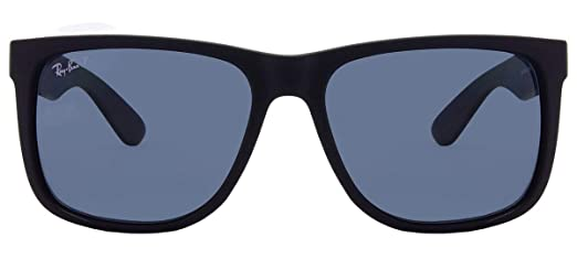 421466b0f3e73 Óculos de Sol Ray Ban Justin Polarizado RB4165L 622 2V-57  Amazon ...