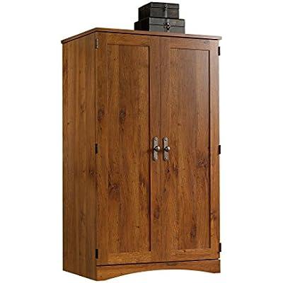 sauder-harvest-mill-computer-armoire
