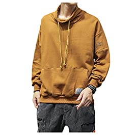 Men's Outwear  Pullover Casual  Tracksuit Top
