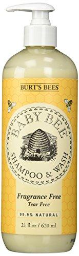 Burts Bees Fragrance Shampoo Ounces