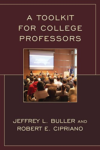 Download A Toolkit for College Professors Pdf