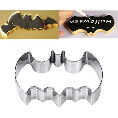 1 piece Stainless Steel Batman Shape Cookie Cutter