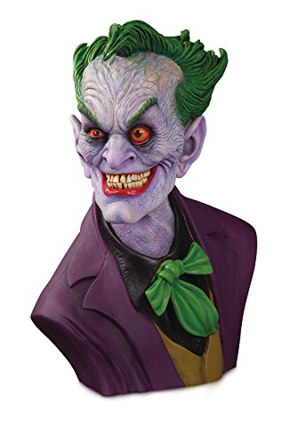 DC Collectibles Gallery: The Joker by Rick Baker Ultimate Edition 1: Scale Bust Action Figure, -