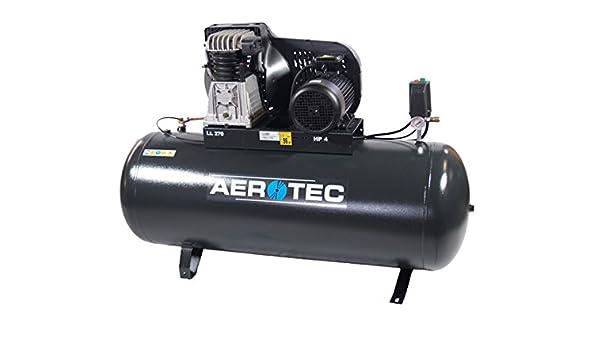 Aerotec B49-270 ft - compresor - 400 V tumbado: Amazon.es: Bricolaje y herramientas