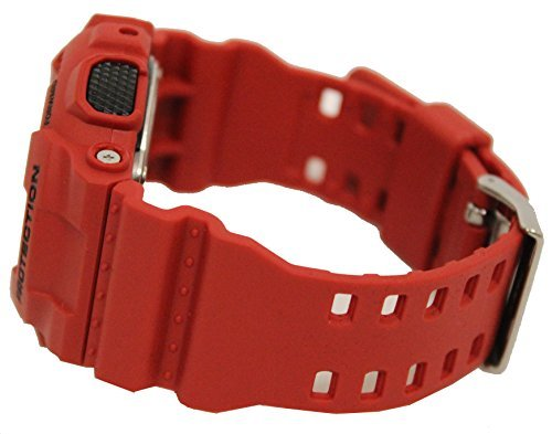 Casio G-Shock Classic Series Red Watch GA100B-4A