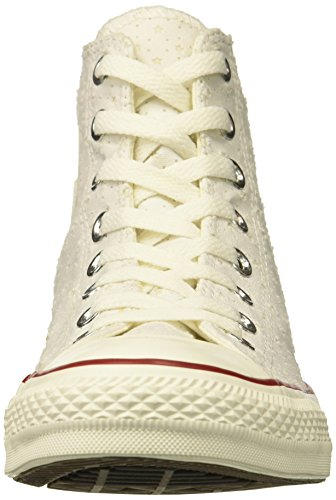 Converse Hi Unisex Navy Entrenadores Garnet White Ctas Textile Athletic fqRPgHSnf