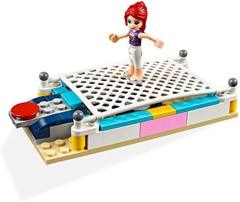 LEGO41372 - Friends Stephanies Gymnastik-Show, Bauset