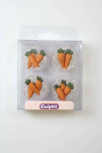 Carrot Cake Decorations