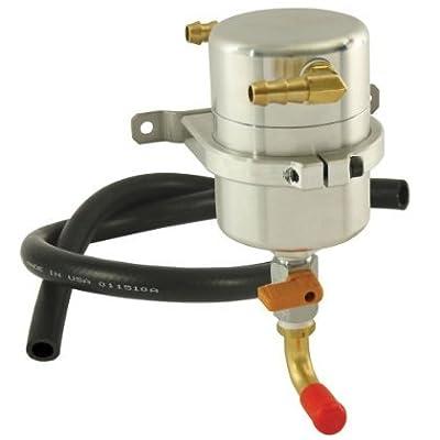 Moroso 85474 Universal Air/Oil Separator: Automotive