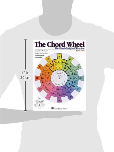 The Chord Wheel The Ultimate Tool For All Musicians Jim Fleser