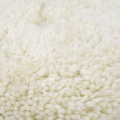 Fasmov 3 Pack Wool Polishing Pad 7