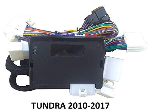 Start-X Plug N Play Remote Starter kit for Toyota Tundra 2010-2017