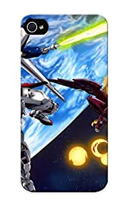 New Gundam Wing Tpu Skin Case Compatible With Iphone 5/5s/ Perfect Design